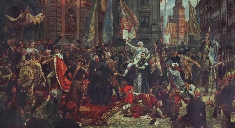 Rocznica uchwalenia Konstytucji 3 Maja