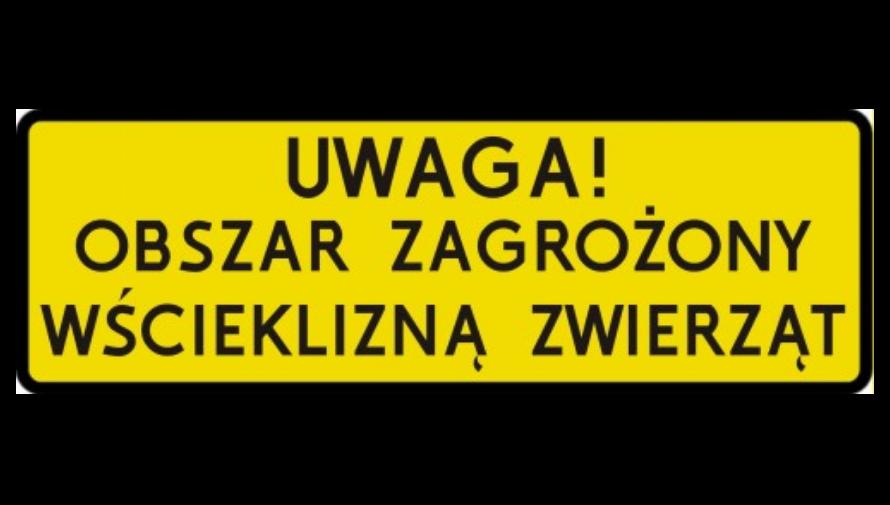 Powiat wołomiński obszarem zagrożonym wścieklizną